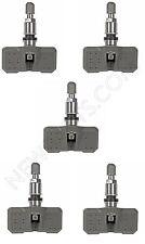 FOR Toyota Avalon Scion xD Set of 5 Plastic Tire Pressure Sensors Dorman 974-033