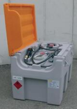 Mobile Dieseltankanlage CEMO DT-Mobil Easy 430 Liter