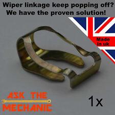 Renault Kangoo I & II Windscreen Wiper Motor Linkage Link Rod Repair Clip