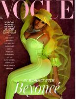 Vogue UK December 2020 Beyonce Emilia Clarke Prince Charles Cate Blanchett Jude