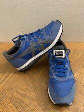 Asics Onitsuka Tiger Blue Runner D549L Athletic Shoes Sneakers Men's Sz 4.5
