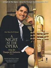A Night at the Opera: Arias for Trumpet & Orchestra Volume 1 Music Minus One...