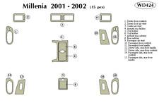 MAZDA MILLENIA 2001 2002 DASH TRIM KIT