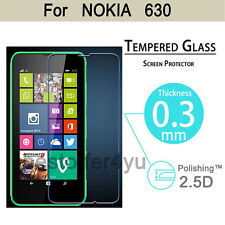 Premium Real Tempered Glass Film Screen Protector For Nokia Lumia 630 N630
