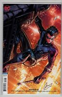 "Nightwing Issue #50 ""Once He Was"" DC Comics Variant Cover (1st Print 2018)"