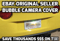 🔥PHANTOM 👻BUBBLE TRAFFIC🚦 CAMERA LICENSE PLATE COVER🔥MILLIONS SOLD!! SAVE💰!