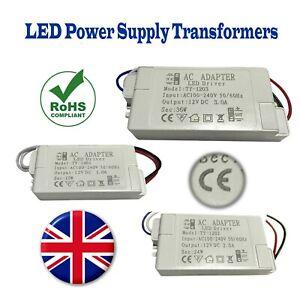 DC12V LED Driver Power Converter AC240V Transformer Power Supply LED Strips CCTV