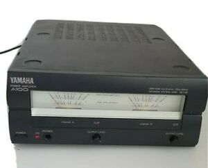YAMAHA  A100  VINTAGE STEREO POWER AMPLIFIER  UK 240V