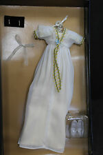 Franklin Mint Doll Titanic Rose Yellow And Cream Ensemble! RARE