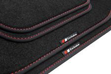 Exclusive-line Design Fußmatten für Audi A4 8E B6 B7 Avant S-Line 2001-2008