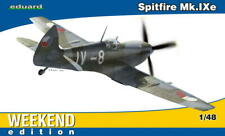 Eduard Weekend Edition 1:48 Spitfire Mk.IXe Aircraft Model Kit