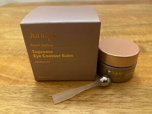 Jurlique Nutri-Define Supreme Eye Contour Balm 15ml anti-aging nourishing NEW