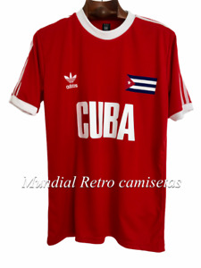 Cuba Fidel Castro che guevara jersey camiseta red (retro)