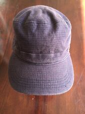 ELEMENT Brown Fitted Painters/Cadet Hat/Cap. TL7