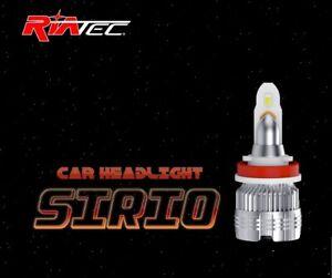 Set LED Lamps Sirio H7 RIATEC Alfa BMW Citroen Fiat Lancia Peugeot MOD 7307