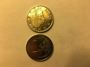 2 euro UNC   Luxembourg 2009