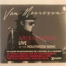 Van morrison astral weeks live at the hollywood cd 10 titres neuf sous blister
