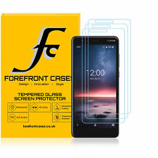 Nokia 3.1A Tempered Glass Screen Protector [3 PACK] Thin Guard Cover HD Clear