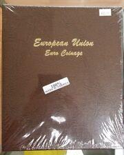 Dansco European Union Euro Coinage Album 7400 New Sealed