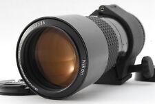 Nikon Ai-s Micro-Nikkor 200mm f/4 Lens w/ Tripod from Japan