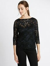 BNWOT MARKS & SPENCER LACE TOP