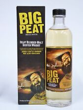 BIG PEAT - SMALL BATCH EDITION - ISLAY BLENDED MALT WHISKY 1x0,2L 46% vol.
