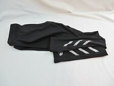 CANARI CYCLING COMPRESSION PANTS WOMENS SZ L  BLACK