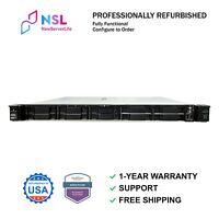 HPE DL360 Gen10 Premium 10 NVMe NC CTO Svr 867960-B21 P19770-B21 P19767-B21