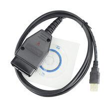 Cavo USB obd2 strumento di scansione Scanner auto per Audi VW VAG-COM KKL 409.1 SEAT blackjs