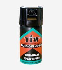 Farb Gel Criminal Identifier safety security UK LEGAL red dye self defence