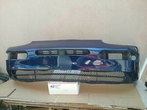 92-95 Porsche 968 Front Bumper In Blue 944 505 113 00