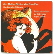 From Dancefloor to Devotion * - The Maddox Brothers & Rose -CD-NEW
