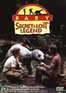 Baby - Secret Of The Lost Legend (DVD, 2003) 1985 Dinosaur Film R4 FREE POST