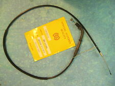 HONDA XL80 DIRTBIKE THROTTLE CABLE XL 80 S NEW 1980 - 1985  17910-195-000
