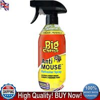 The Big Cheese Anti Rodent Refresher Rodent Rat Repellent Peppermint Spray 500ml