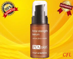 PCA Skin Men's Total Strength Serum 1oz tightens fine lines & pores