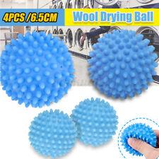 4Pcs TUMBLE DRYER CLOTHES SOFTENER WASHING MACHINE BALLS CLOTHES SOFTNER BALL