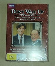 Dont Wait Up Ser 1 - 2 ABC R4 SEALED DVD 2 ds Niger Havers Tony Britton comedy