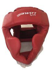 Swift By Mti Soft Sparring Martial Arts Headgear Sz M