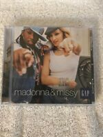 Madonna And Missy Gap Into The Hollywood Groove CD