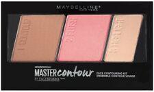 MAYBELLINE MASTER CONTOUR KIT BY FACE STUDIO #20 MEDIUM TO DEEP BLUSH MAKEUP