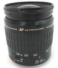 Canon ef 28-80mm f/3.5-5.6 II Lente