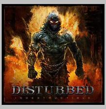 Disturbed - Indestructible (NEW VINYL LP)