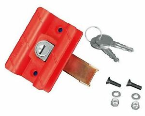 Fiamma Replacement Lock & Keys for Ultra Box 1, 2 & 3 Roof Storage Box 98654-025