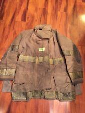 Firefighter Turnout Bunker Coat Globe 42x35 Halloween Costume 2000
