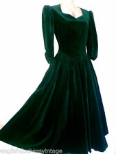 Ballgowns Velvet Vintage Dresses for Women