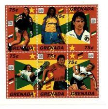 Grenada - 1994 - World Cup Football 1994 - Sheet Of 6 - MNH