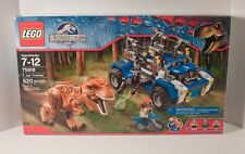 LEGO Jurassic World T-REX TRACKER 75918 Dinosaur TYRANNOSAURUS Retired SEALED