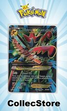 ☺ Carte Pokémon M Cizayox EX 120/122 VF NEUVE - XY9 Rupture Turbo