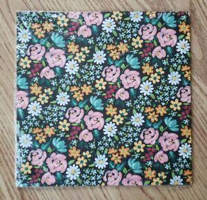 "Stampin Up! Flower & Field Designer Series Paper 12""x12"" DSP  NIP Retired"
